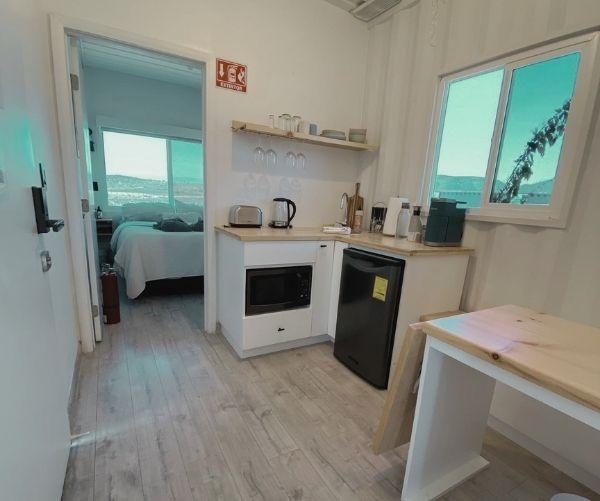 tiny home kitchenette